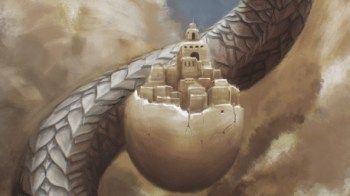 r169_457x257_13972_Invocation_2d_fantasy_illustration_snake_egg_city_picture_image_digital_art