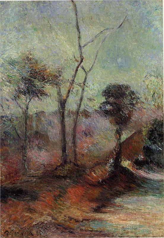 Paul Gauguin 1885