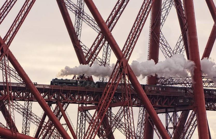 """""""Πιασμένο σ' ένα ιστό από σίδηρα"""", @David Cation"""