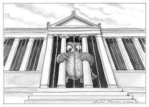 Ανασκόπηση Νοεμβρίου 2013 μέσω γελοιογραφιών
