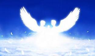 Δύο άγγελοι