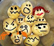 Οι πατάτες και η δυσωδία του μίσους.