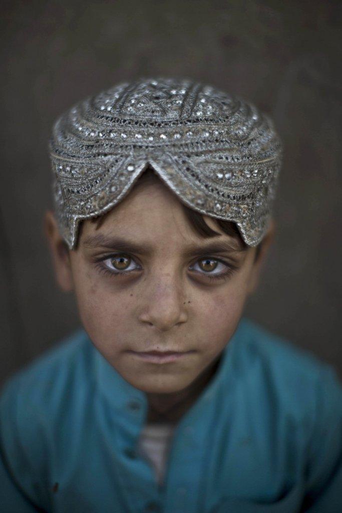 Hasanat Mohammed, 5 ετών