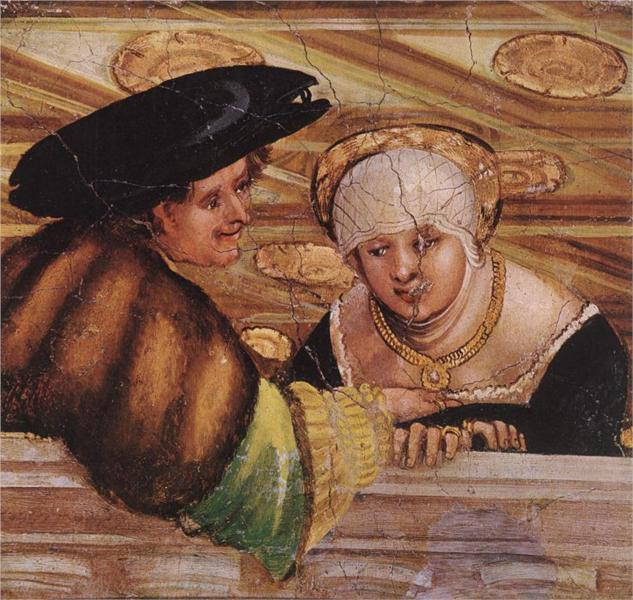 Albrecht Altdorfer - 1530 -Εραστές
