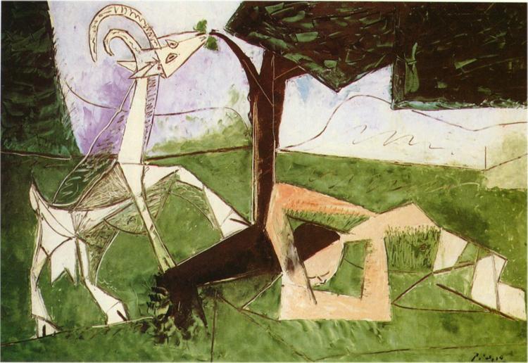 Άνοιξη - Pablo Picasso 1956