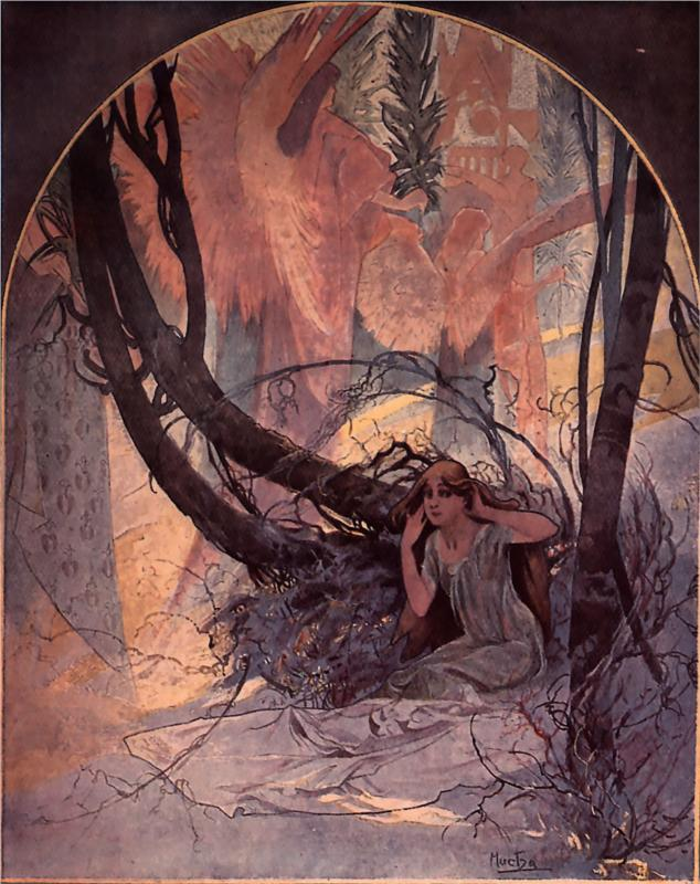 Alphonse Mucha 1896