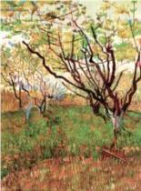 Η άνοιξη του Vincent van Gogh