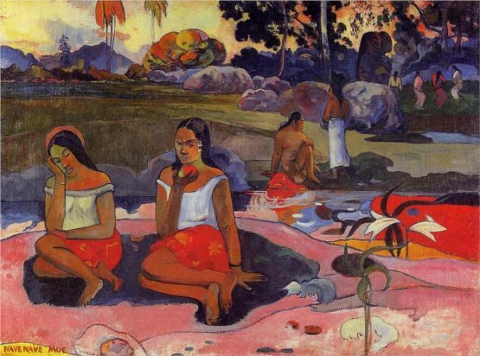 Ιερή Άνοιξη Paul Gauguin 1894