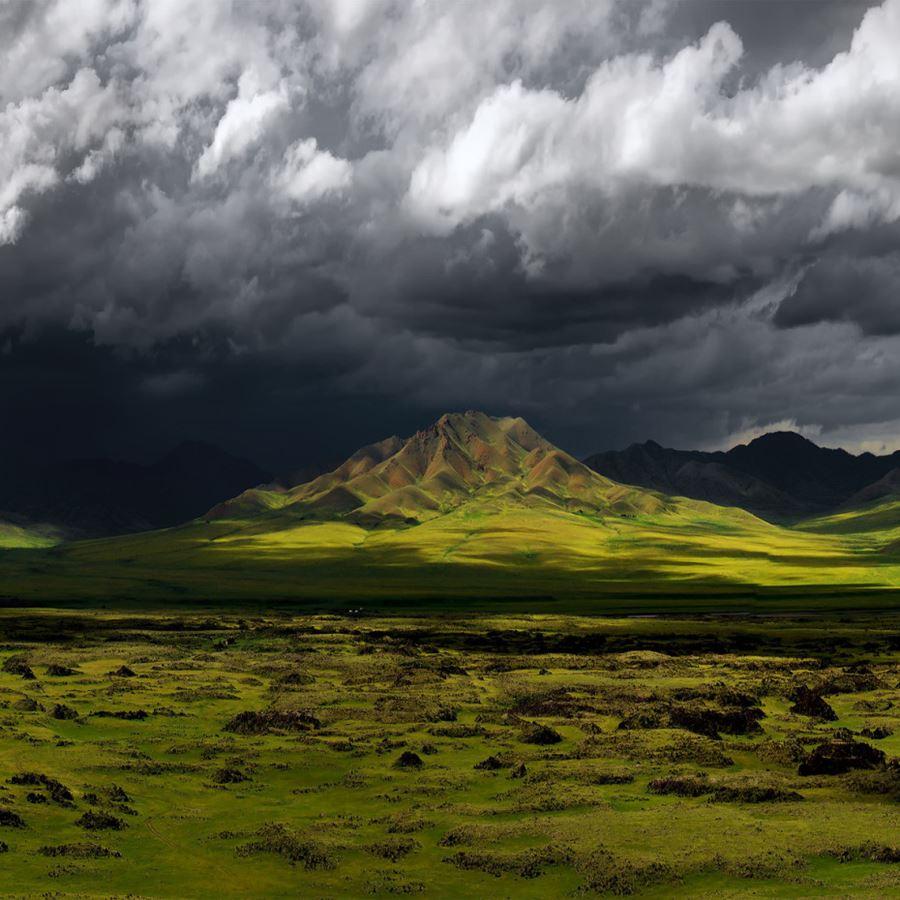 Κοιλαδα Orkhon, Μογγολία