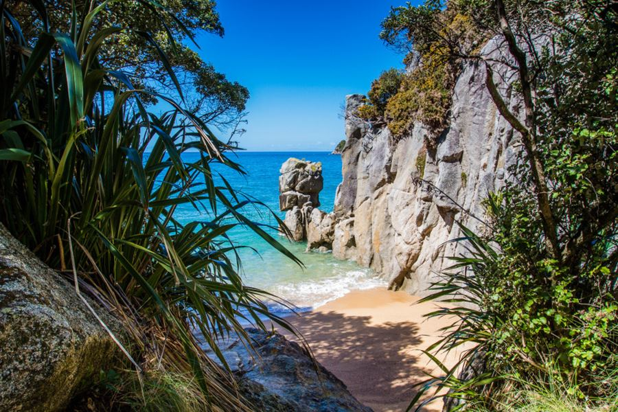 Abel Tasman National Park, Νέα Ζηλανδία