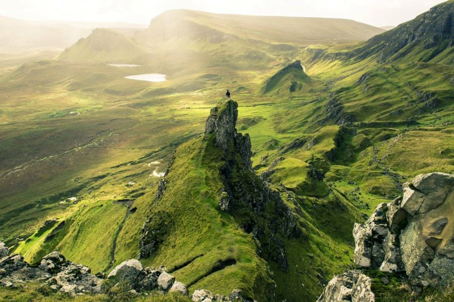 The Isle of Skye, Σκωτία