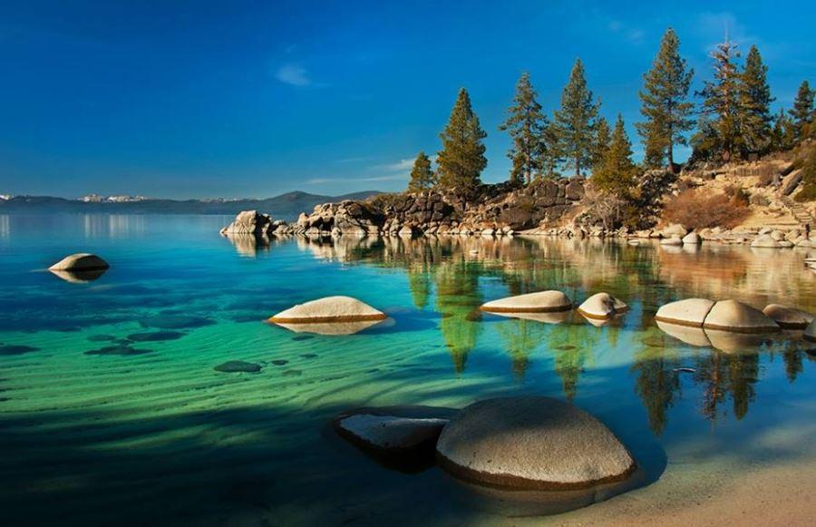 Λίμνη Tahoe, Sierra Nevada, ΗΠΑ