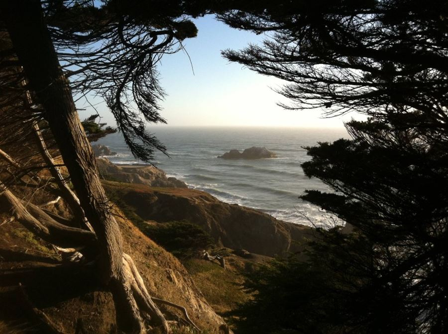 Lands End, San Francisco, California, ΗΠΑ