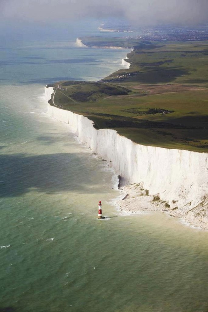 White Cliffs of Dover, Μεγάλη Βρετανία