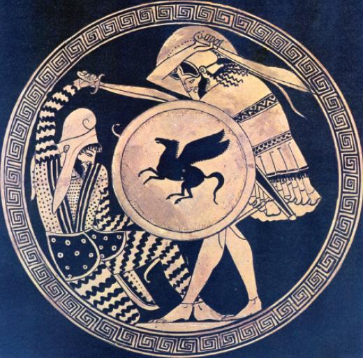 Greek-Persian_duel