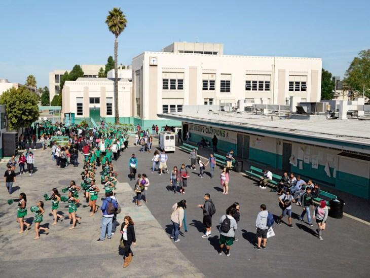Δημοτικό στο Inglewood, στο Λος Άντζελες