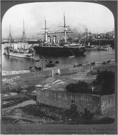 Πειραιας - 1907