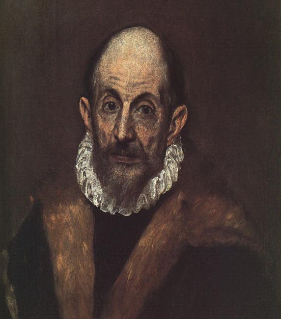 Πορτρέτο ενός γέρου (πιθανή αυτοπροσωπογραφία του ιδίου)