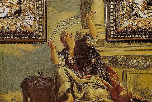 Αράχνη ή Διαλεκτική -Paolo Veronese - 1520