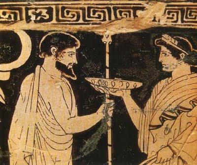 Για το κρασί των αρχαίων