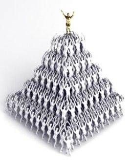 human-pyramid