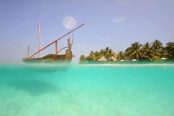 Νησί Fesdu, Μαλδίβες