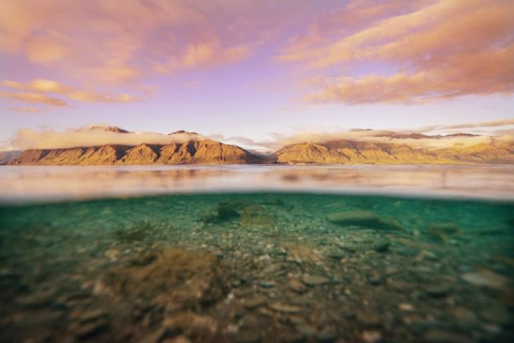Λίμνη Hawea