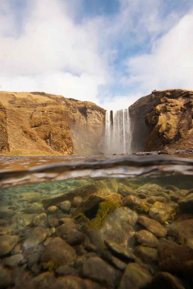 Skógafoss, Ισλανδία