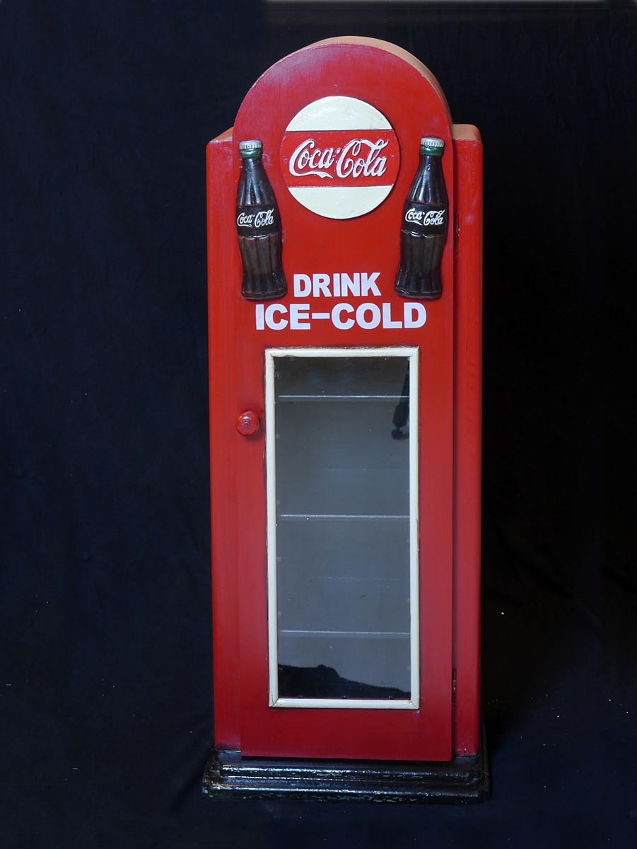 Ebay Tisch Cd-schrank Cd-regal Coca Cola Automat Retro-stil (2955) | Ebay