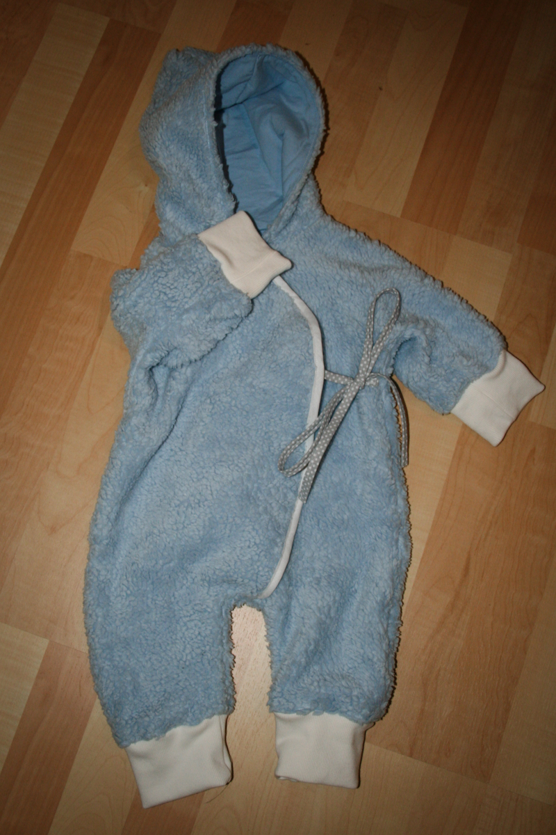 Schnittmuster Kinder Overall Baby Antimaid