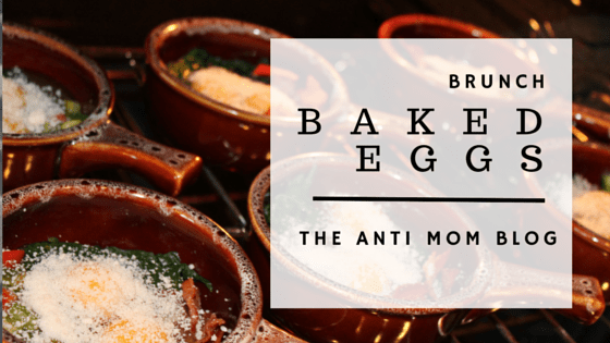 Brunch: Baked Eggs