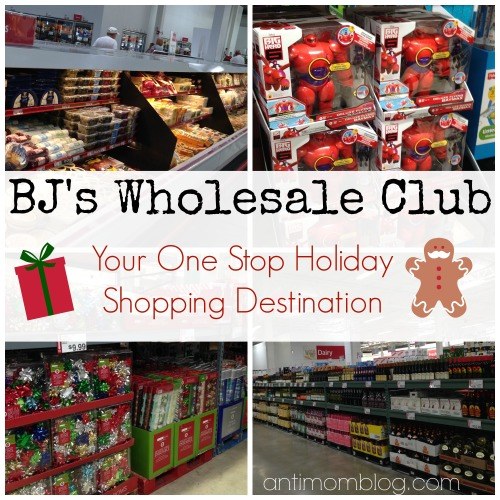 One Stop Holiday Shopping at BJ's Wholesale Club