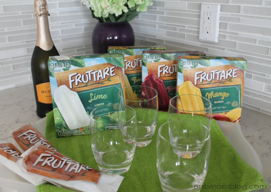 Fruttare Fruit Bar Cocktails | The Anti Mom Blog