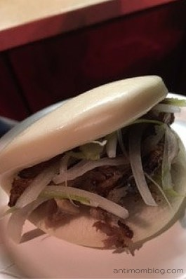 China - Bejing Roasted Duck Steamed Bun | The Anti Mom Blog
