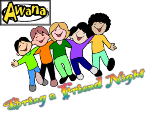 Awana - Bring a Friend Night