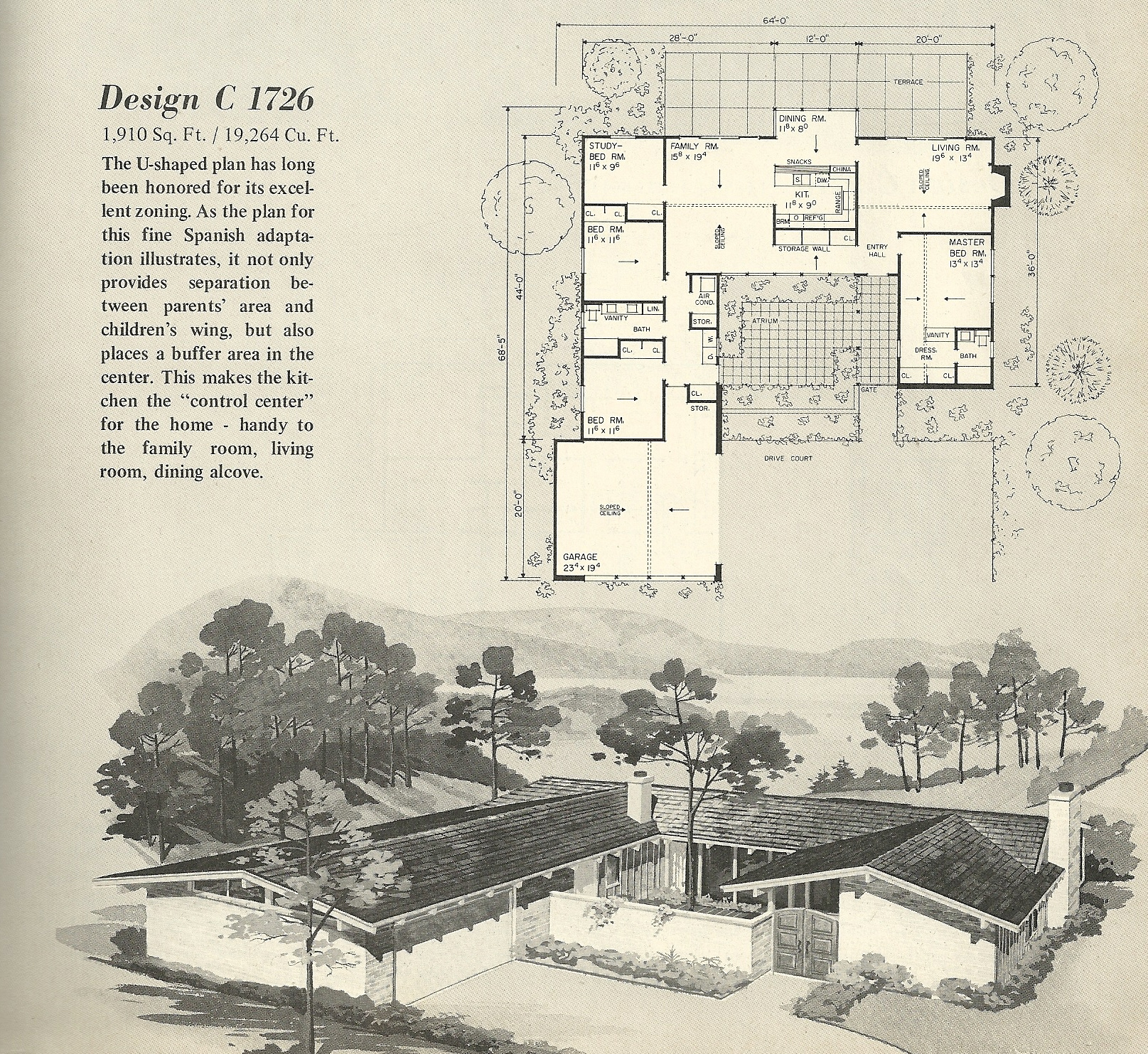 Retro Home Design 1000 43 Images About Houseplans I Like On Pinterest Plan