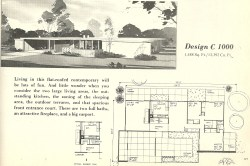 Small Of Mid Century Modern House Plans