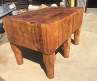 Antique Chopping Block | Best 2000+ Antique decor ideas