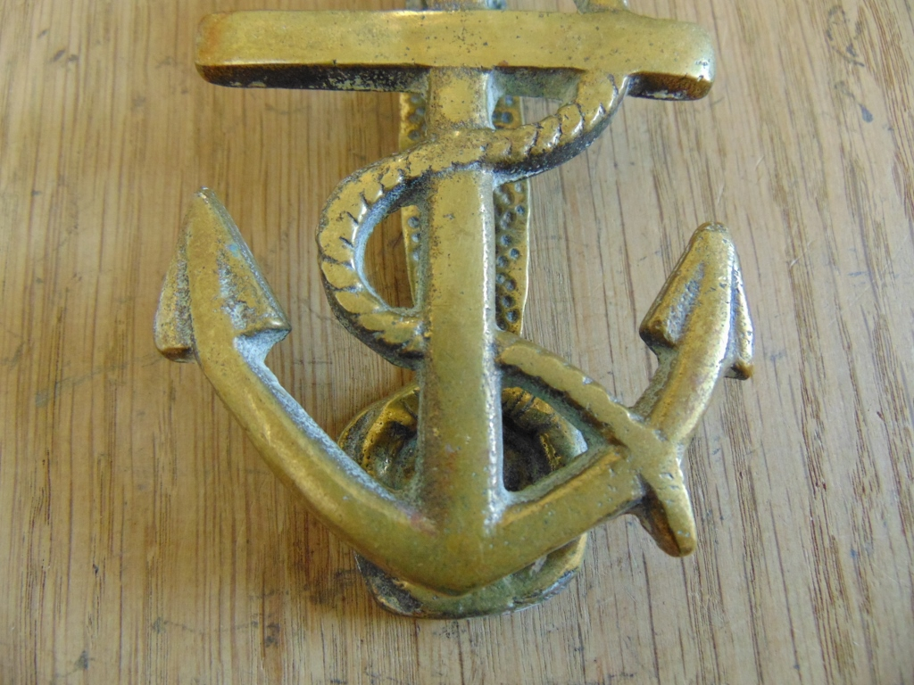 Anchor Door Knockers D371 0218 Antique Anchor Door Knocker Antique Door Knockers