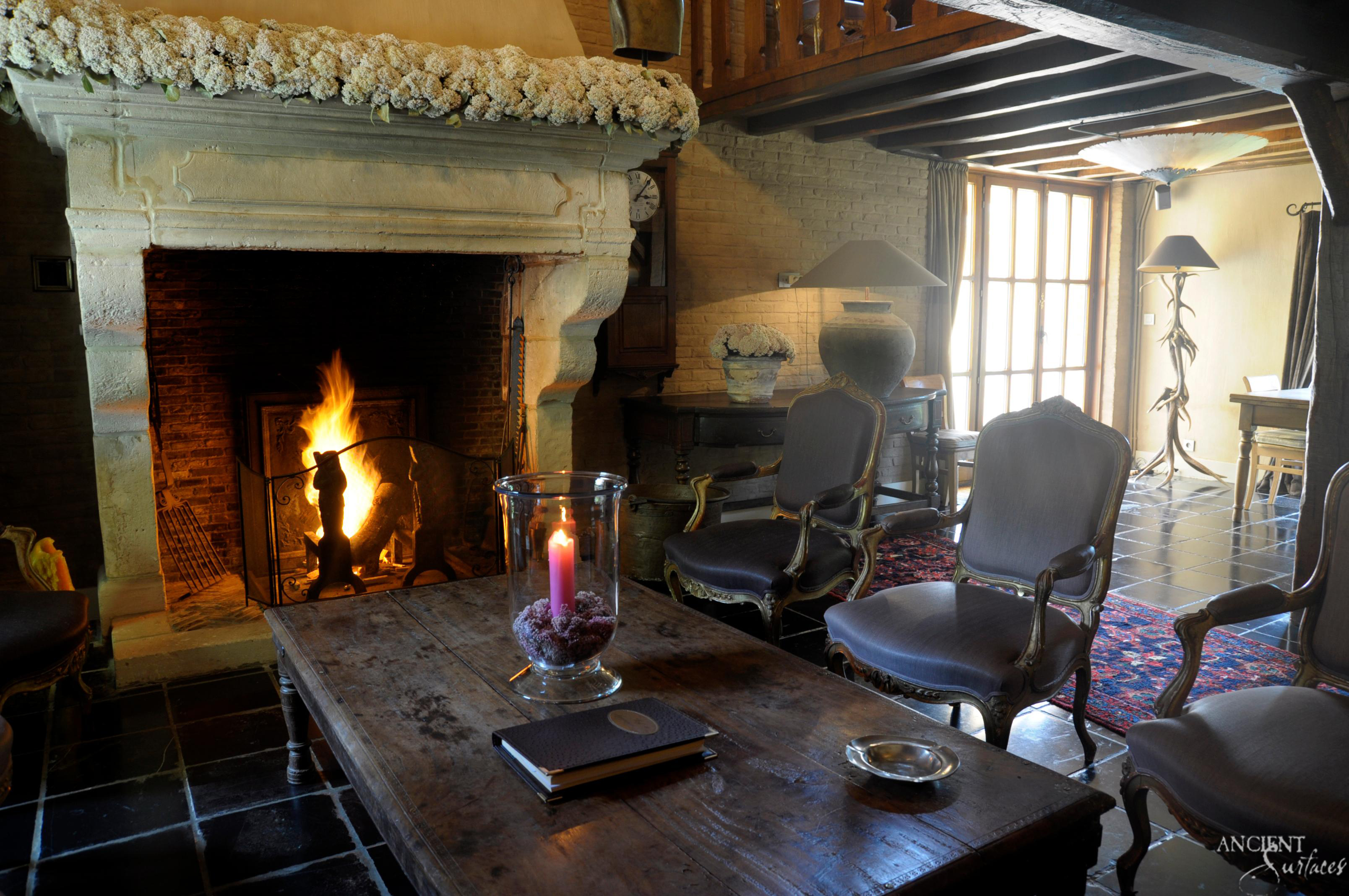 Old Farmhouse Fireplaces Antique Fireplaces By Ancient Surfaces The Largest
