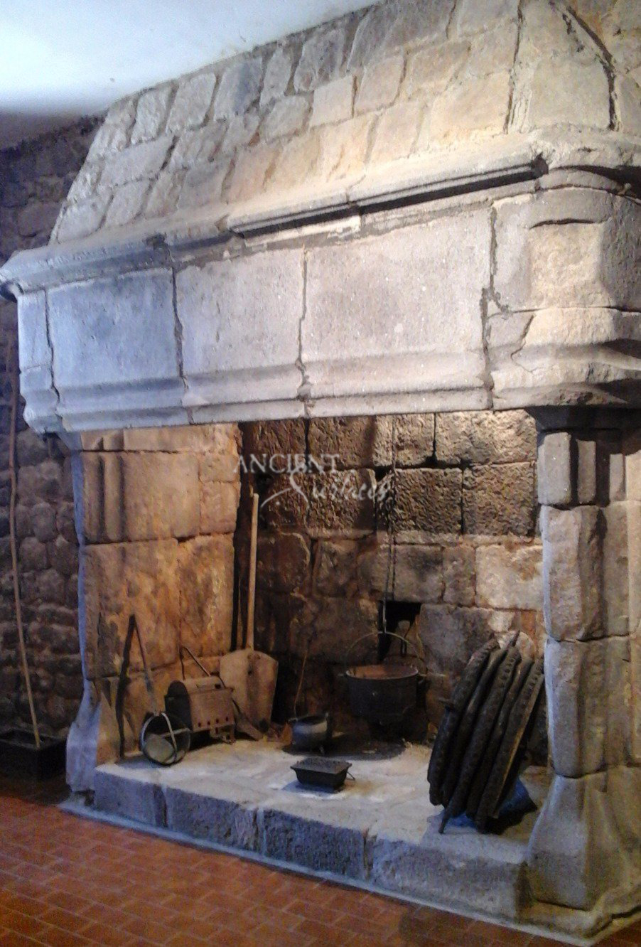 Fireplaces With Stone Surrounding French Fireplace Antique Fireplaces By Ancient Surfaces