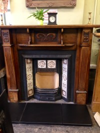 Antique, Vintage & Reclaimed Fireplaces