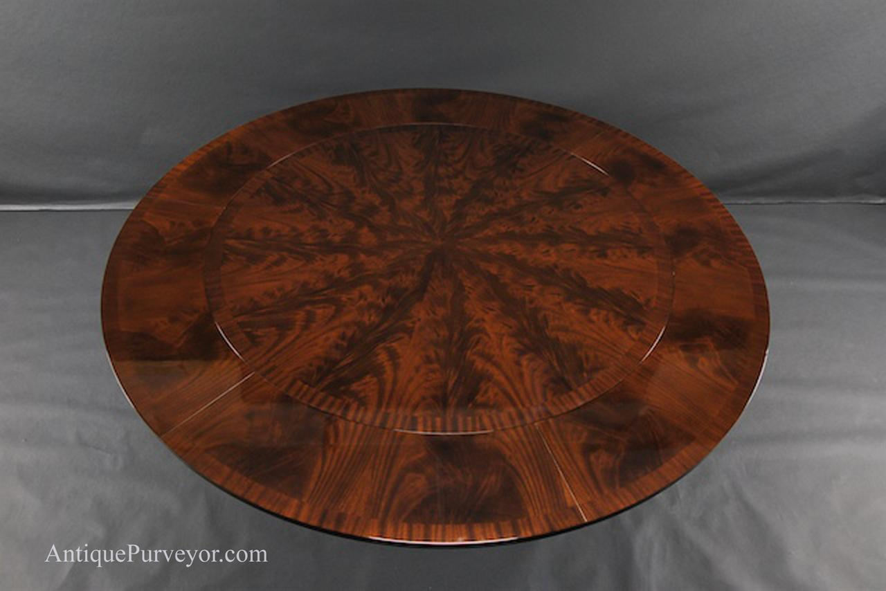Round Table Seats 10 Large Round Dining Room Table Seats 6 10 People Hepplewhite