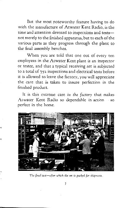 Design Factory Atwater Kent Radio Catalog (1929)