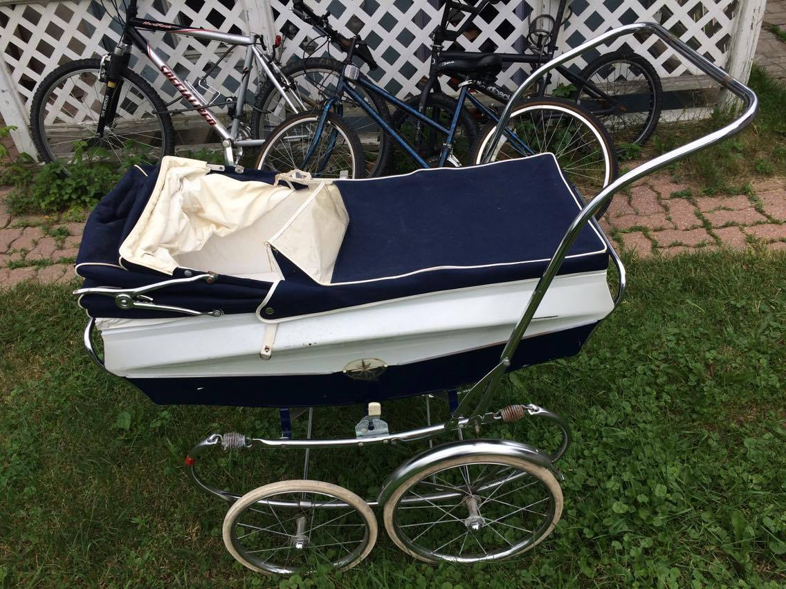 Stroller Baby Born Thistle Baby Carriage Antiques Board