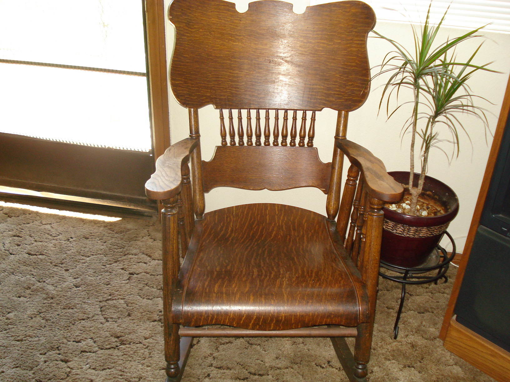 Beautiful Rocking Chairs Beautiful Classic Rocking Chair For Sale Antiques