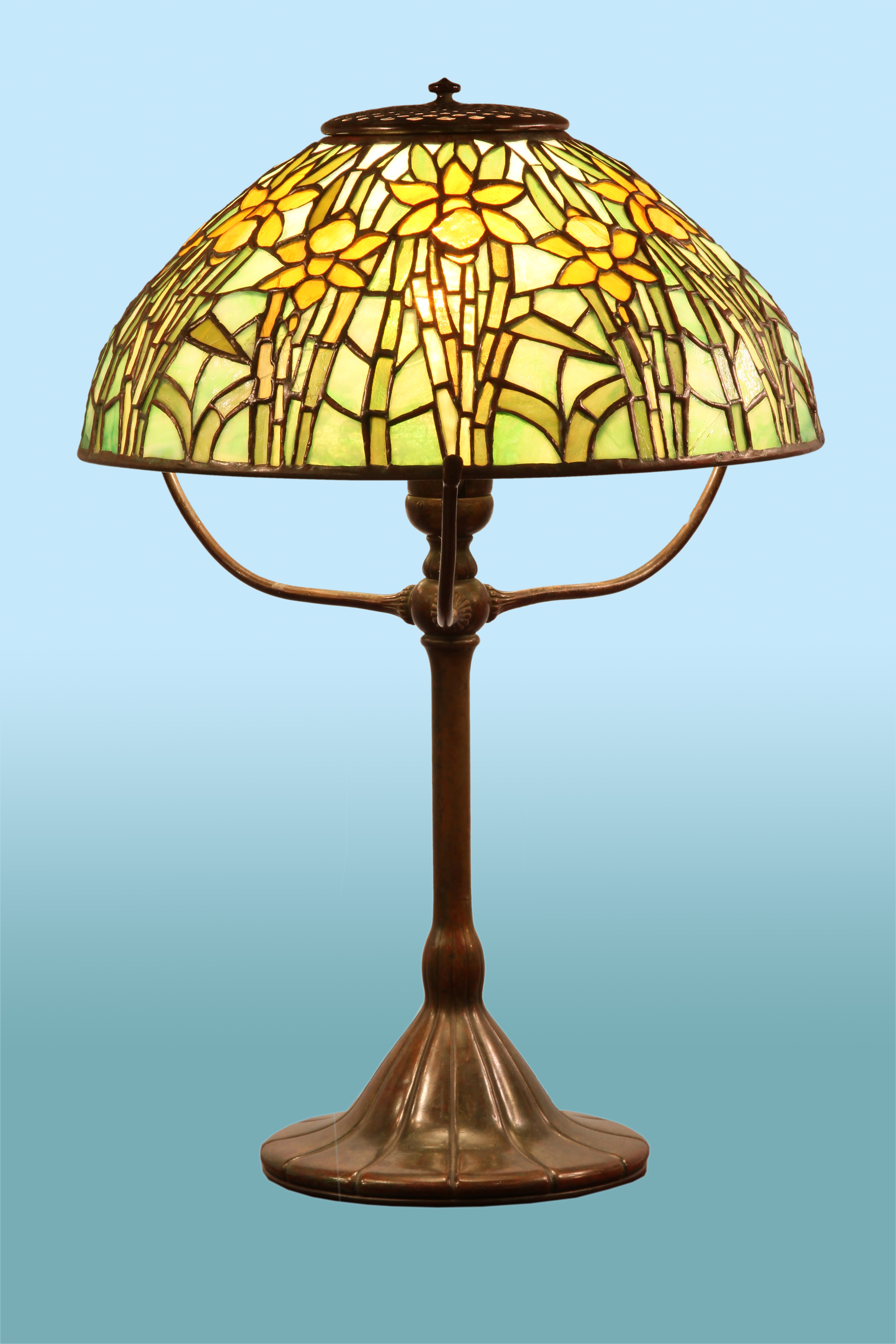 Lamp For Sale Tiffany Daffodil Table Lamp For Sale Antiques