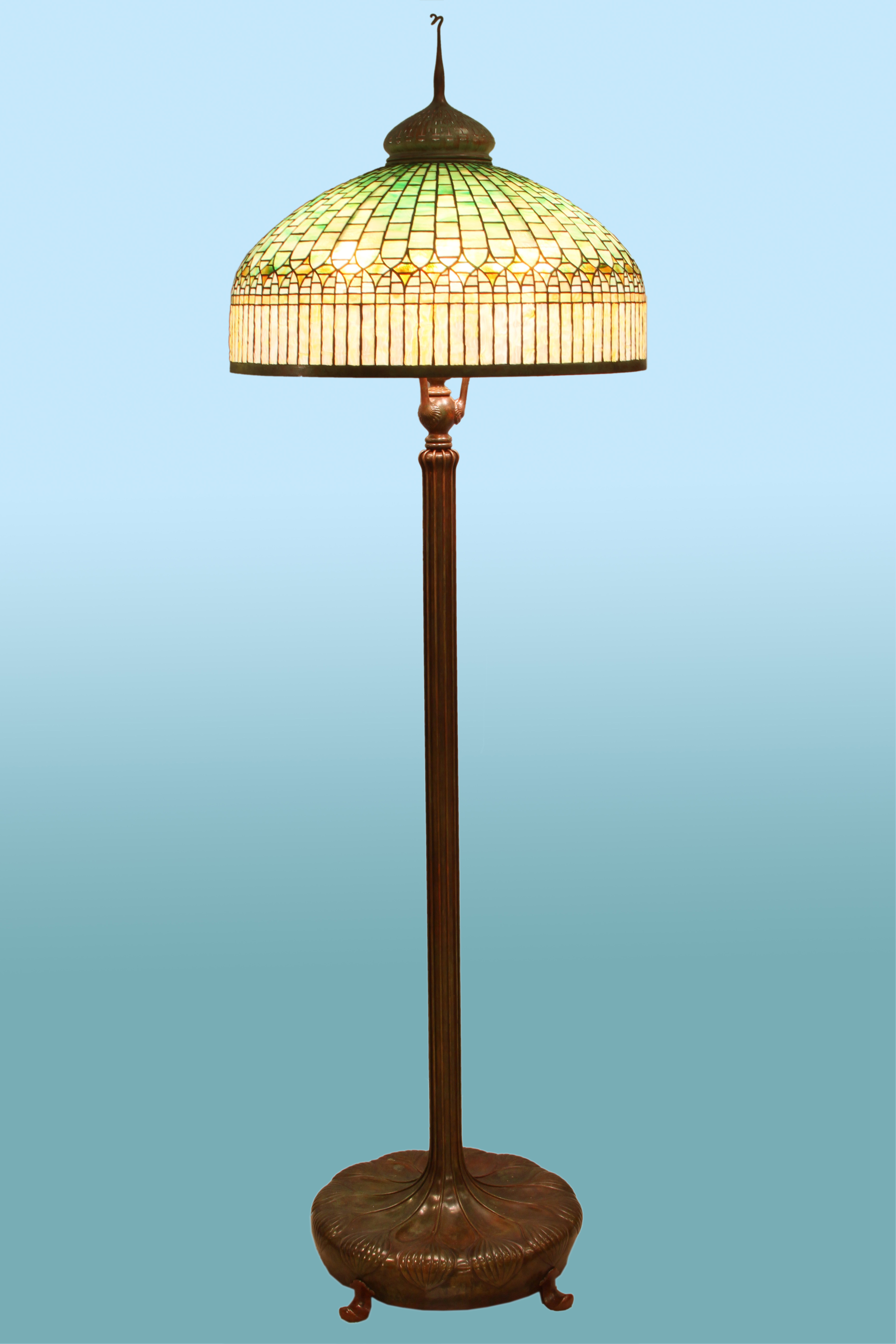 Lamp For Sale Tiffany Curtain Border Floor Lamp For Sale Antiques