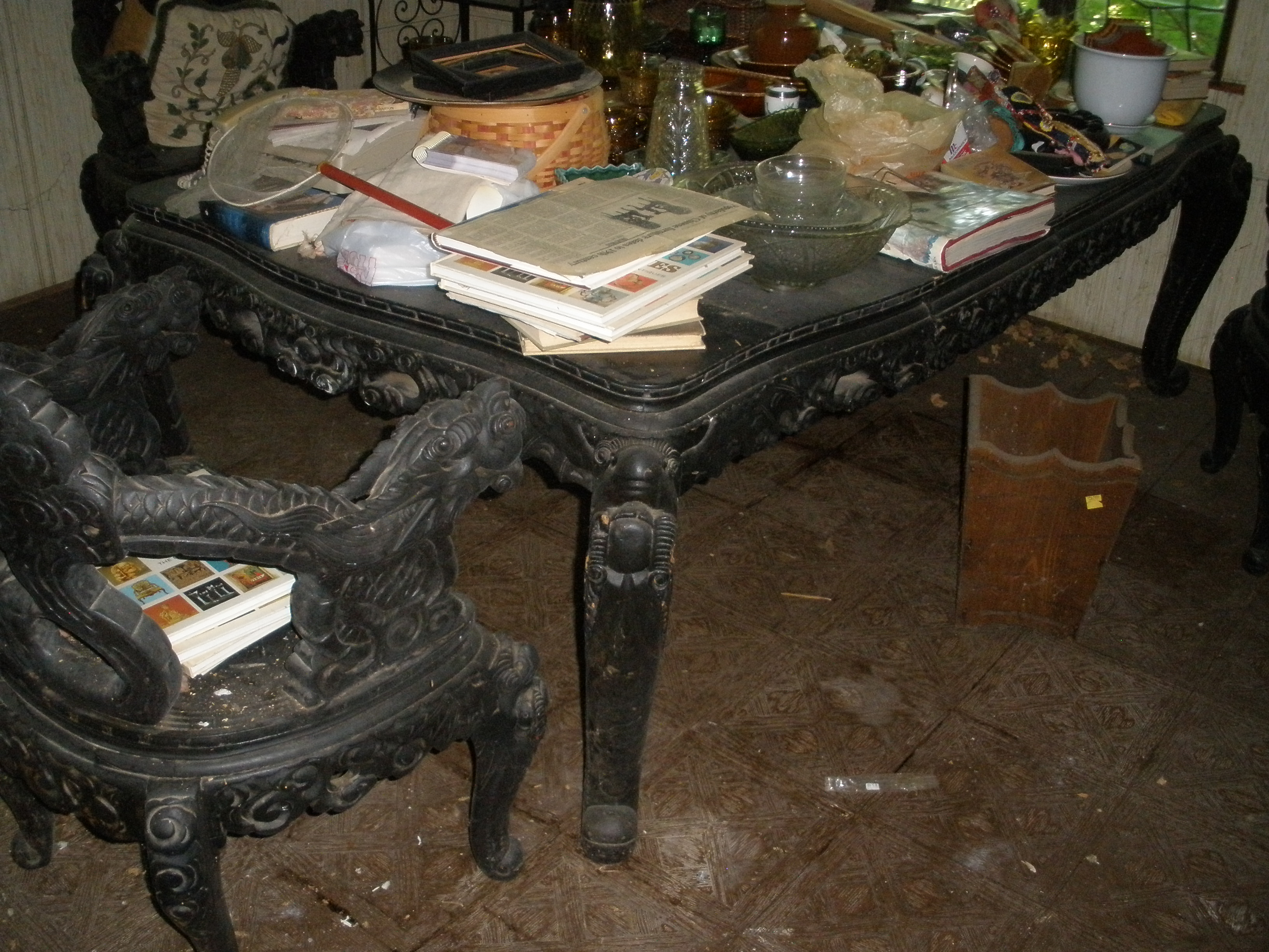 Japanese Dining Table For Sale Meiji Period Diningroom Table For Sale Antiques