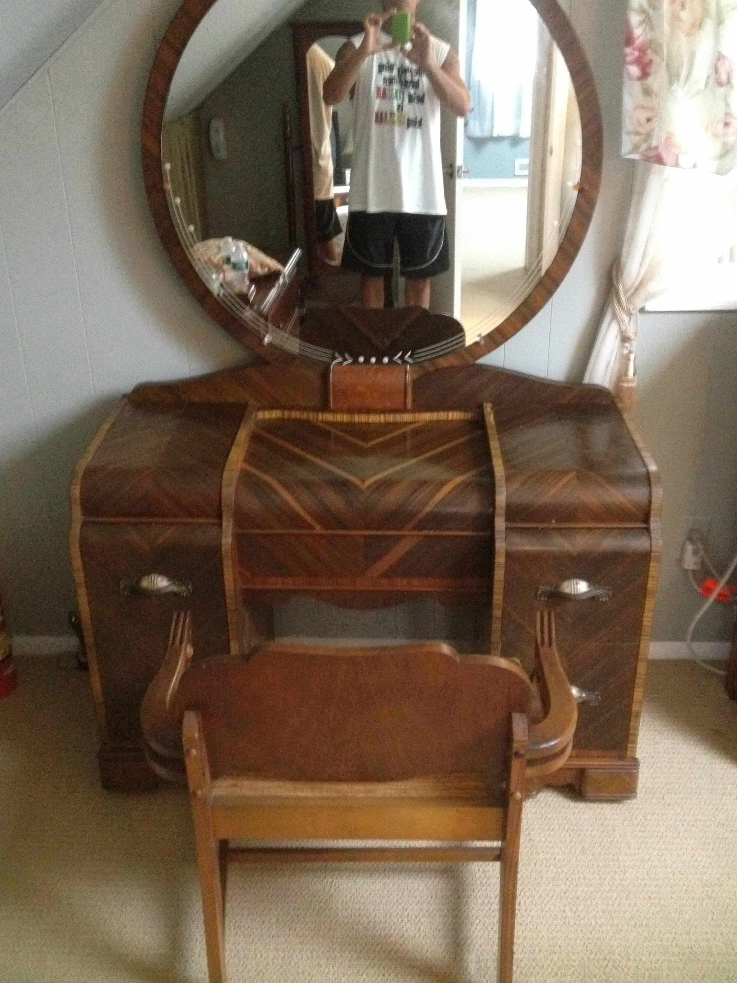 Vanity Chair For Sale For Sale Antiques Classifieds